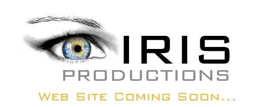Iris Productions website coming soon